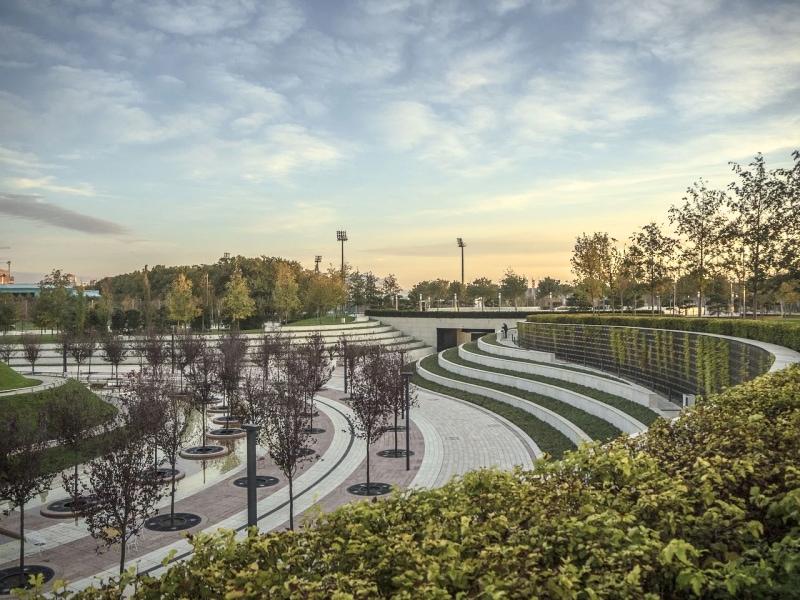 Что стоит посмотреть в Краснодарском крае – Парк Галицкого