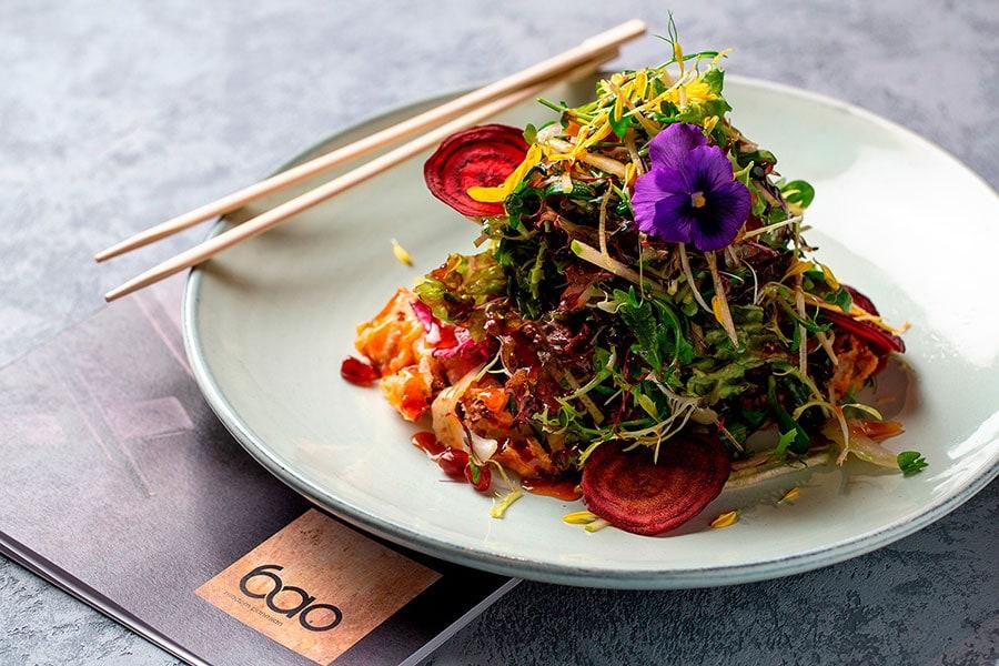 Ресторан «БАО» — для искушенных гурманов
