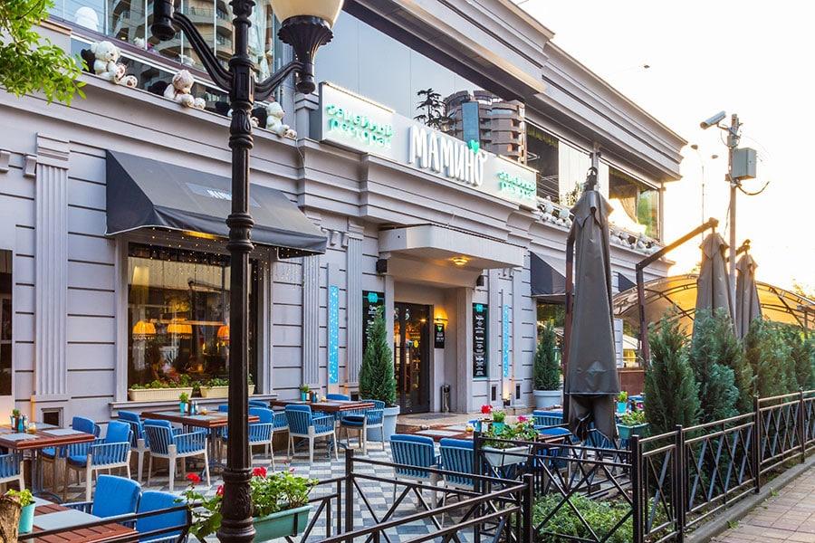 «Мамино» — ресторан для всей семьи