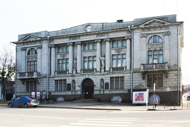 За 1 день в Иваново стоит посмотреть музей Промышленности и искусства