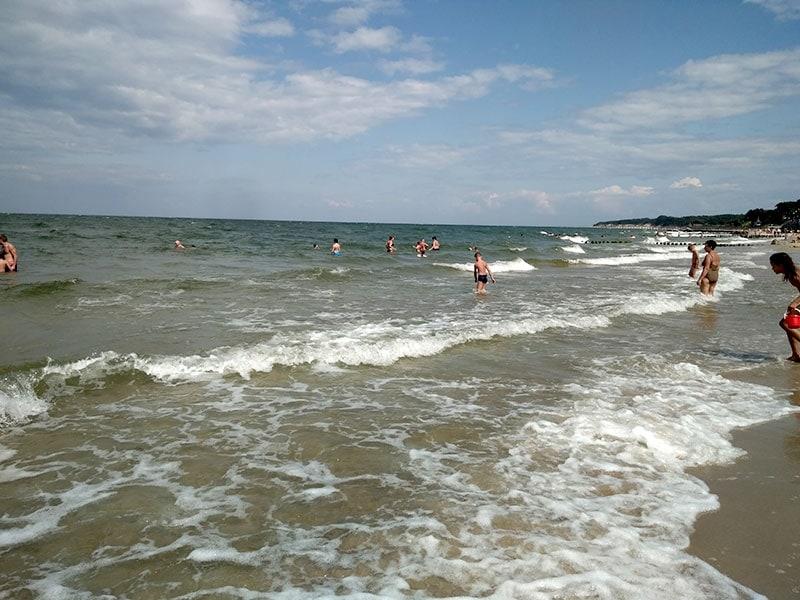 Лучшие пляжи в России – Пляж в Пионерском