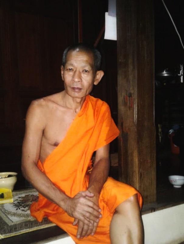 Винай – буддистский монах