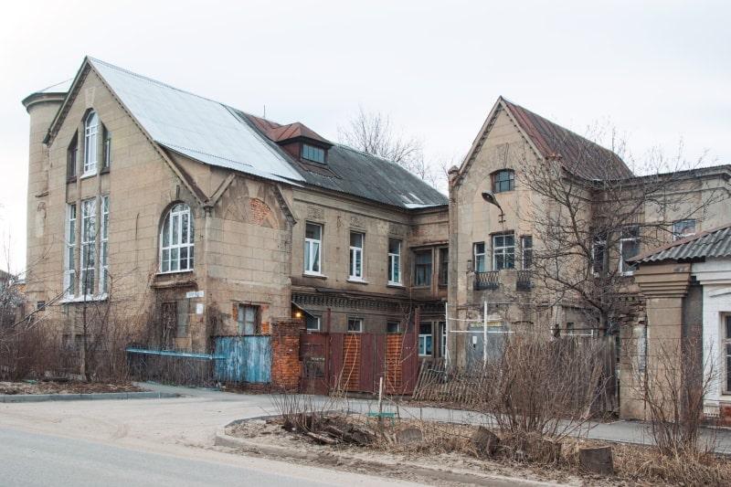 Что посмотреть в Иваново за 1 день - Дом Дюрингера
