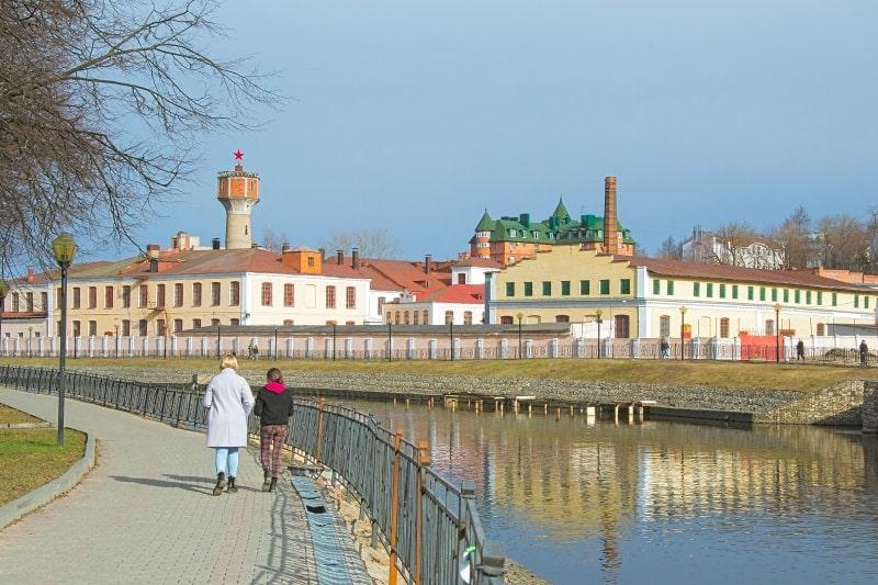 Набережная Иваново