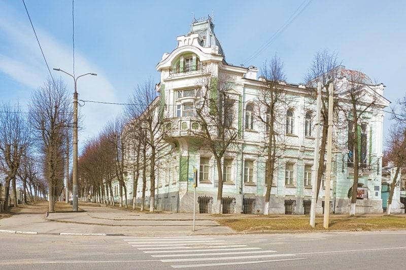 Что посмотреть в Иваново за 1 день - музей ситца