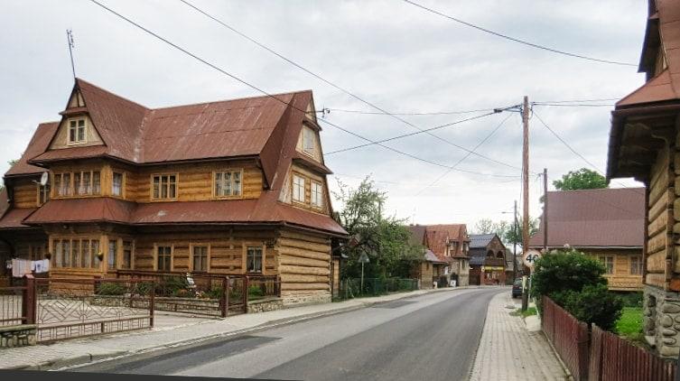 Сады Польши