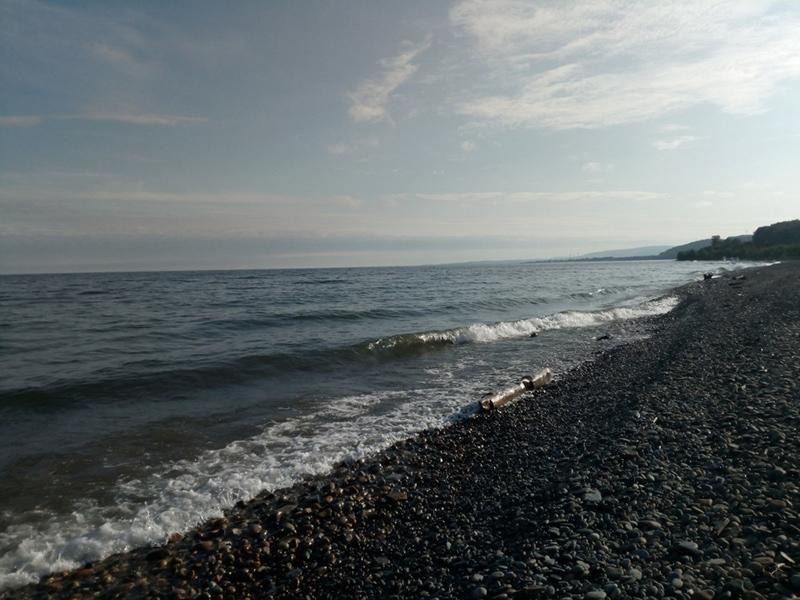 Байкал — озеро с душой океана