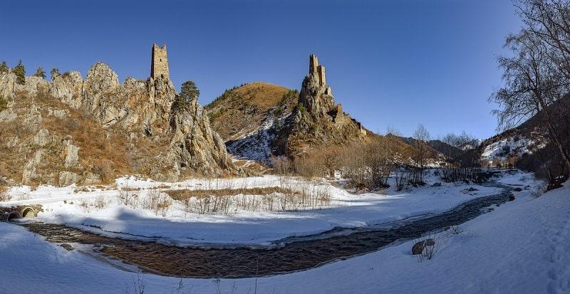 Башенный комплекс Вовнушки /фото Википедии (CC BY-SA 4.0)