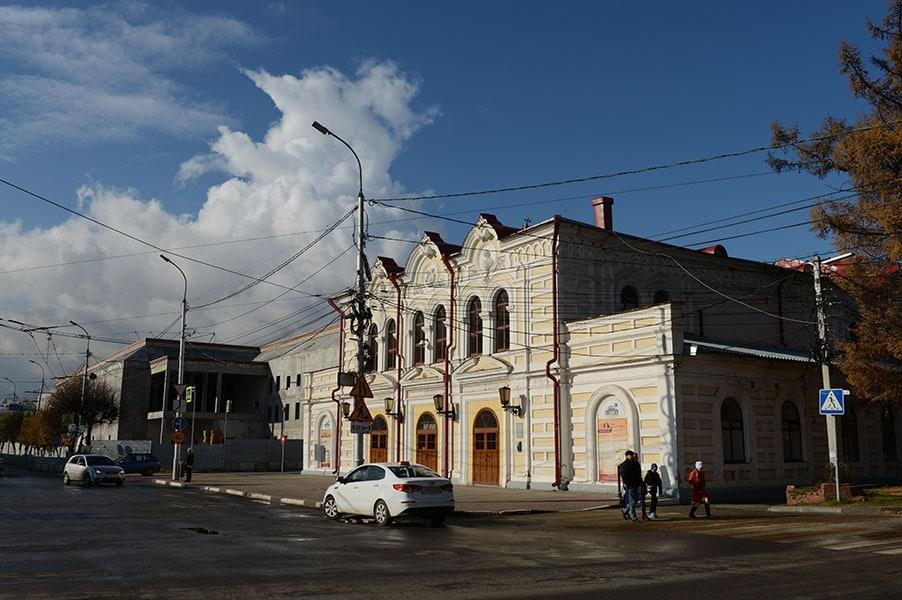 Театр на Соборной улице