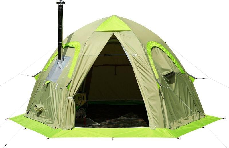 Палатка с юбкой