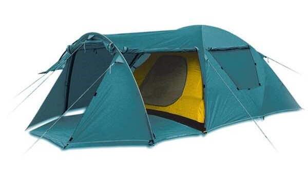 Как выбрать палатку - палатка с большим тамбуром