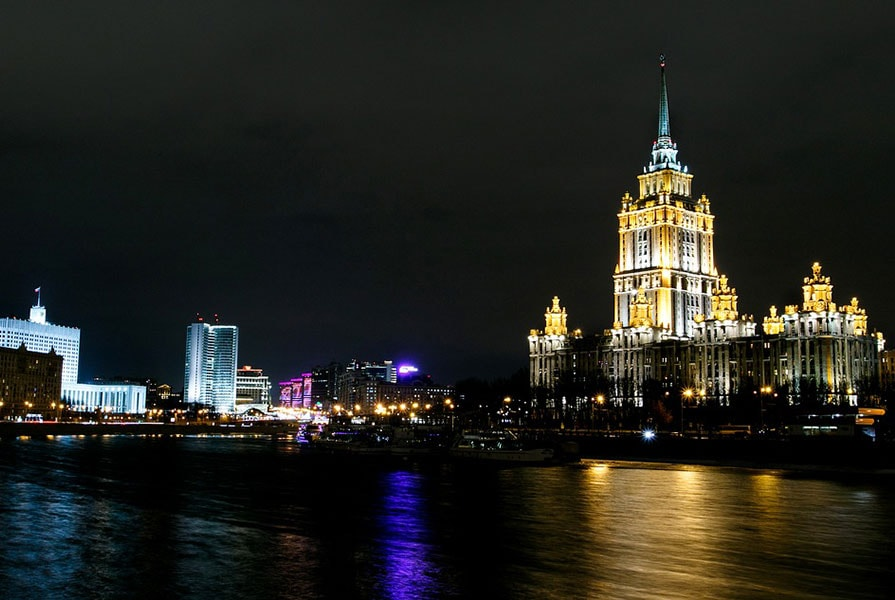 Гостиница Украина, Москва