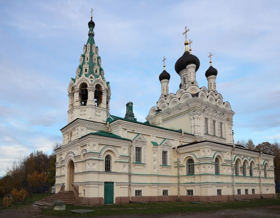 Троицкий храм в Ивангороде