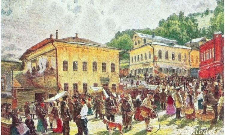 История города Плес